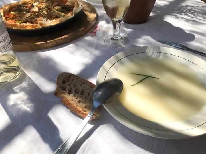 La Soupe aux Asperges deMamé