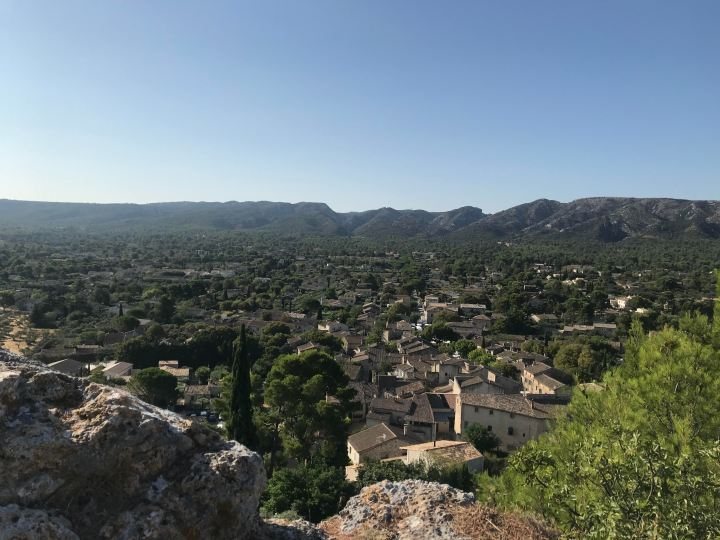 Itinéraire n°2, une journée à Eygalières!